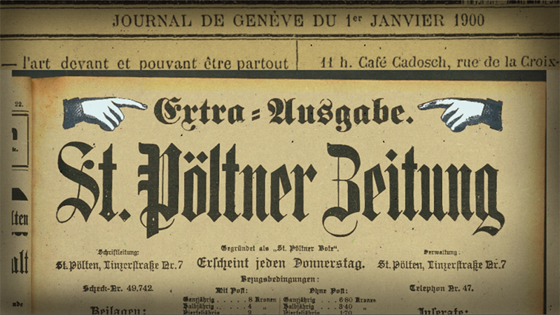 impresso newspapers, extra edition